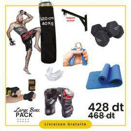 PACK LARGE BOXE