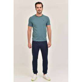 2374 ALG-NAVY-PULL BILCEE COTON HOMME-lesportifPULL BILCEE COTON HOMME Billcee Textile 59.92 DT -20%